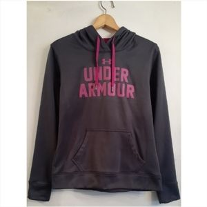 |Under Armour Semi-Fitted Hoodie|